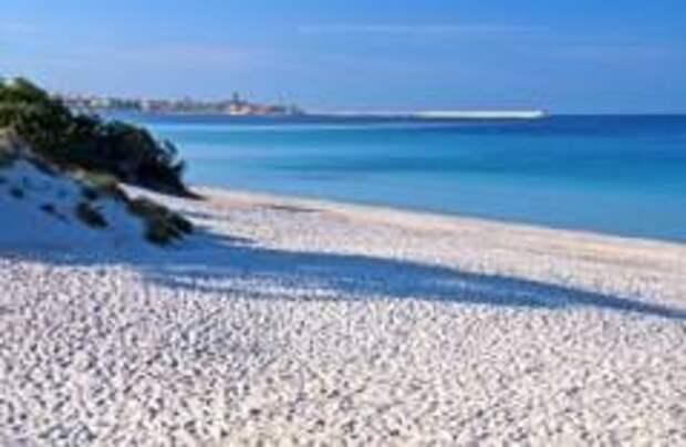 Песчаные патрули на Сардинии
