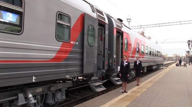 Диетолог Мелехина перечислила полезные продукты для путешествия в поезде