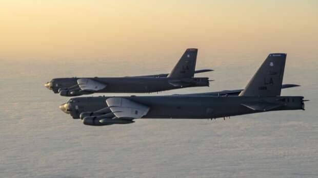 ВСША назвали основную цель для стратегических бомбардировщиков В-52