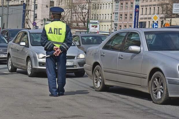 Для российских водителей вводят новый крупный штраф