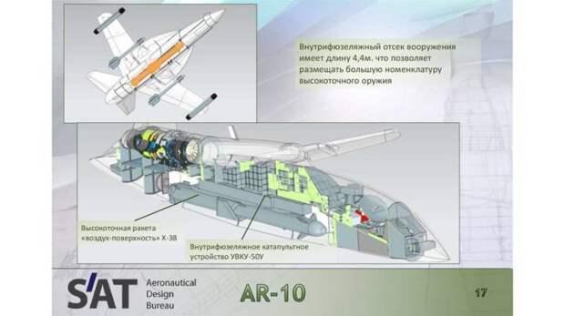 В Сети появилось изображение нового ударного беспилотника на базе учебного самолёта СР-10