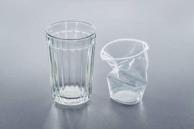 Гранёный стакан – символ советской эпохи