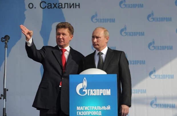 «Газпром» ослушался Путина: монополист отказался бесплатно газифицировать регионы