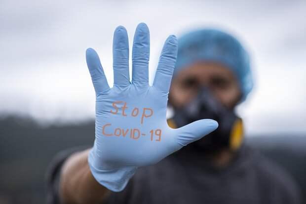 В России за сутки выявлено 8 711 случаев коронавируса
