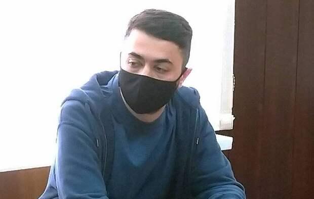 Комика Мирзализаде депортируют, его пребывание в РФ - пожизненно нежелательное
