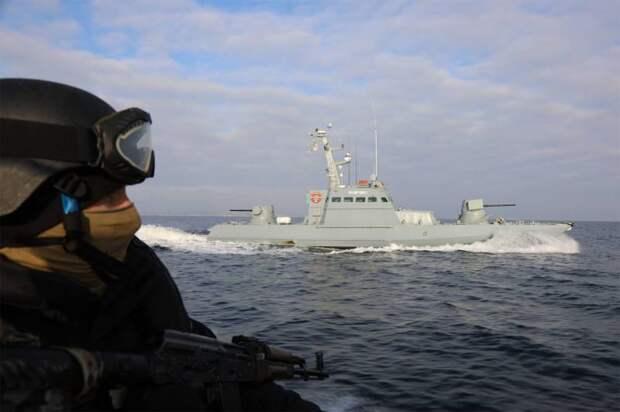 В украинской прессе рассказали, «как Украина будет контролировать Чёрное море»