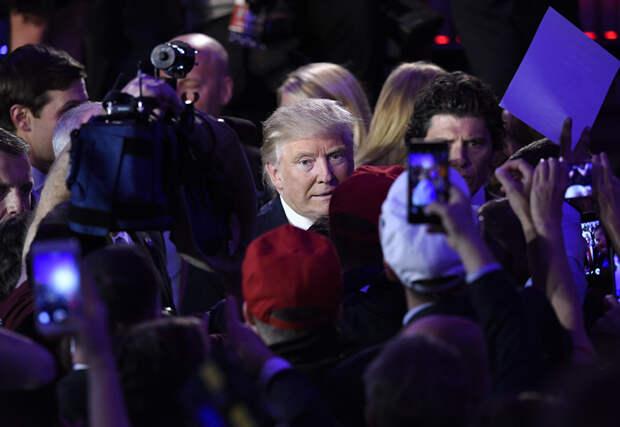Не паниковать: как в мире восприняли победу Трампа