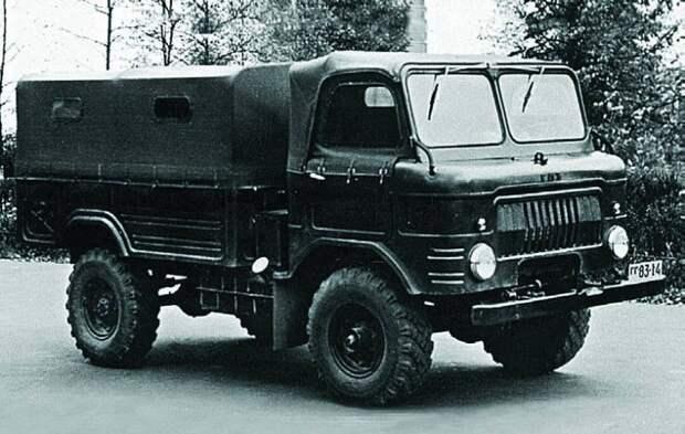ГАЗ-66 – лучший «проходимец» времён СССР