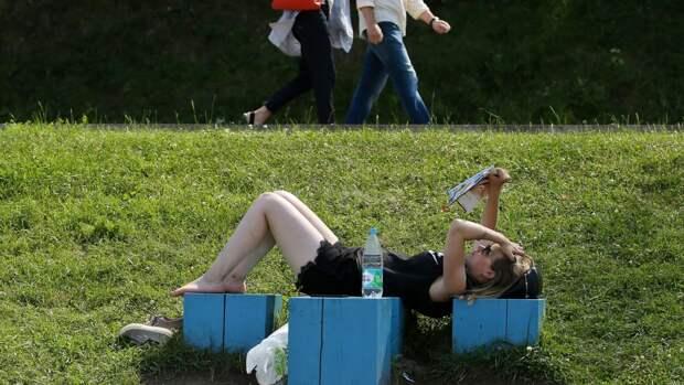 Вильфанд предрек сохранение жары в Поволжье и на Урале до конца недели