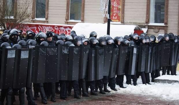 МВД призвало нижегородцев не участвовать в несогласованных акциях