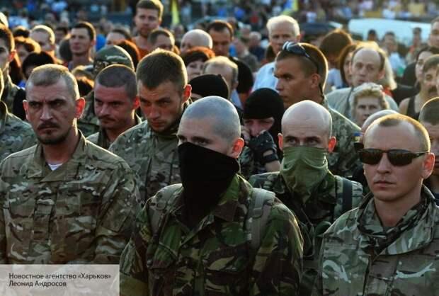 Доброволец Донбасса Мюнье рассказал, кто воюет в батальонах националистов в Донбассе