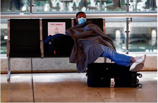 Евросоюз захотел покончить с пандемией коронавируса в 2022 году