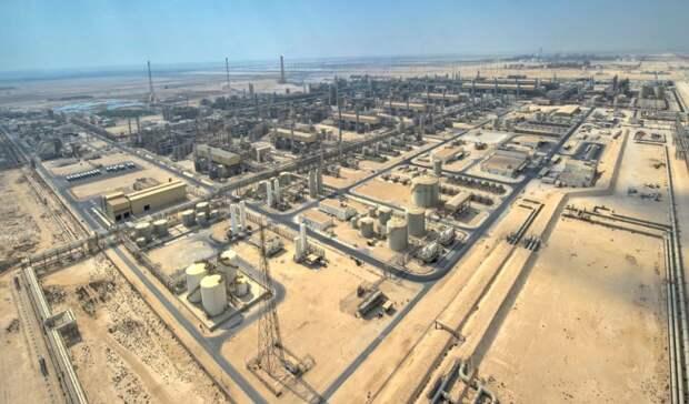 Qatar Petroleum будет поставлять СПГ Sinopec