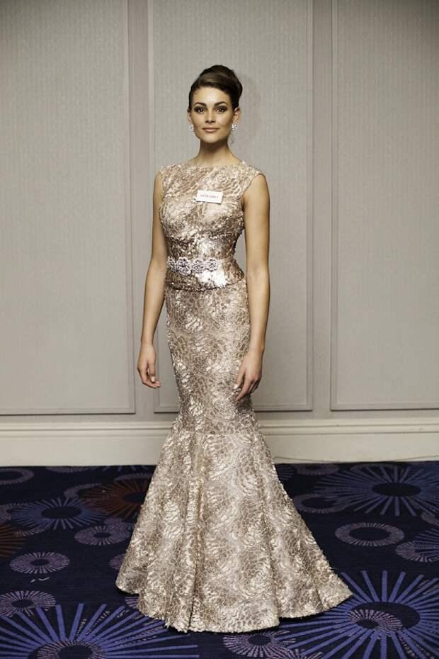 Ролин Стросс (Южная Африка) победительница Мисс мира 2014. фото