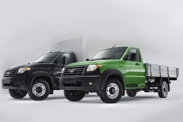 Готовится удлиненная модификация нового УАЗ «Профи»