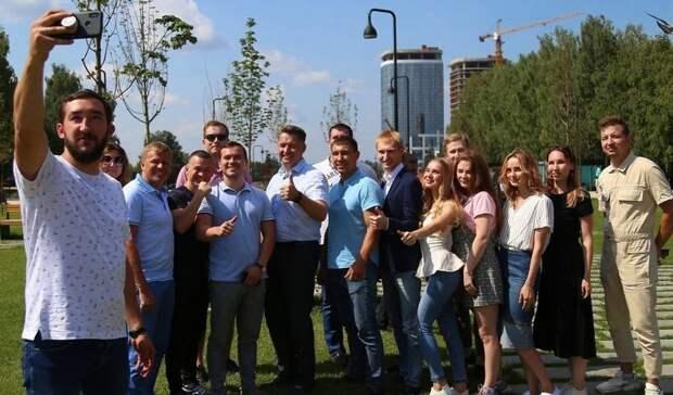 19 молодежных проектов из Ижевска победили в конкурсе «Атмосфера»