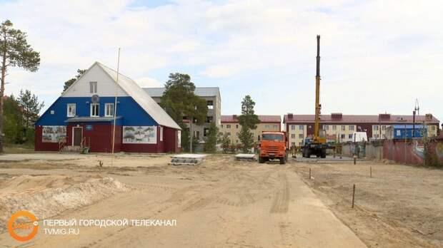 На лыжной базе Ноябрьска началась масштабная модернизация