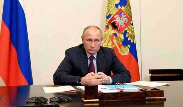 """""""Видно, что президент обеспокоен"""": политолог о поведении Путина на совещании по коронавирусу"""