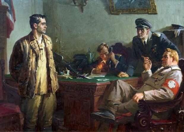 Харис Якупов: почему советский художник стал личным врагом Гитлера