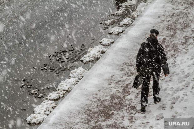 ВПермском крае ввыходные выпадет снег