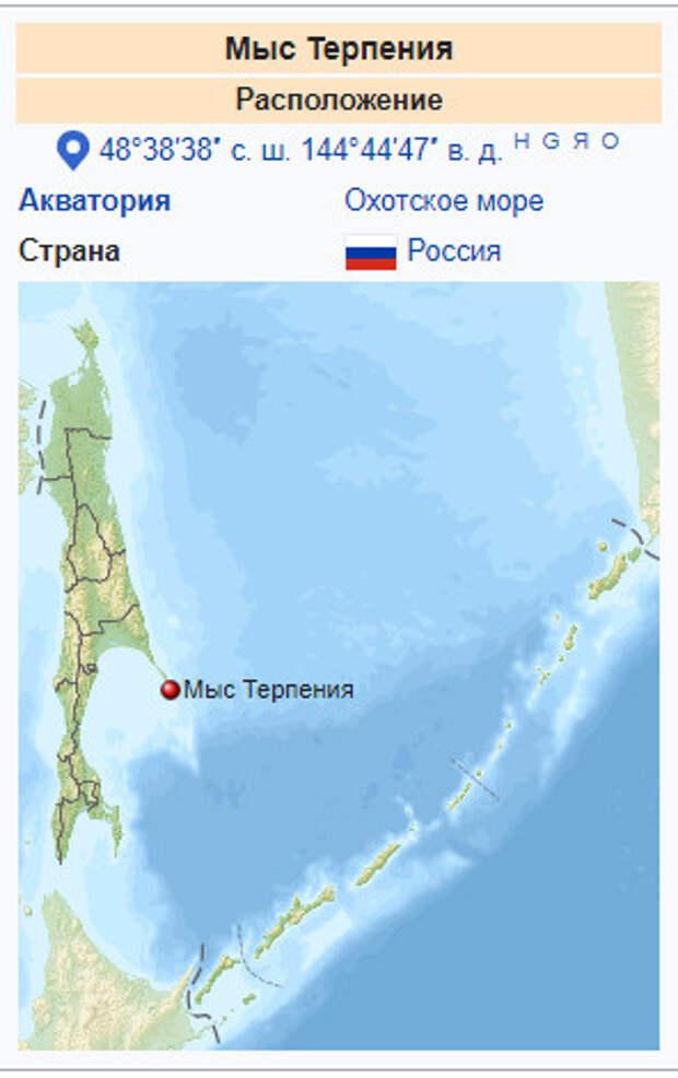 Красоты России. Тюлени мыса Терпения