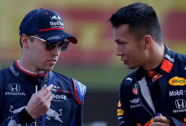 Получите-распишитесь, или Как Red Bull Racing поплатилась за отказ Даниилу Квяту?