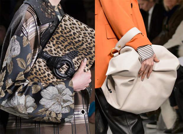 Модные женские сумки 2017-2018