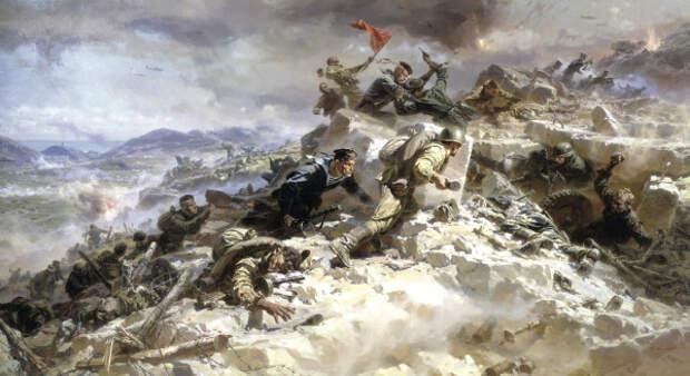 Диорама «Штурм Сапун-горы 7 мая 1944 года» будет закрыта до середины лета