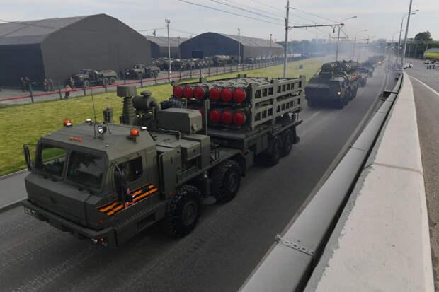 Новый комплекс ПВО С-350 поступил в ракетный полк на юге России