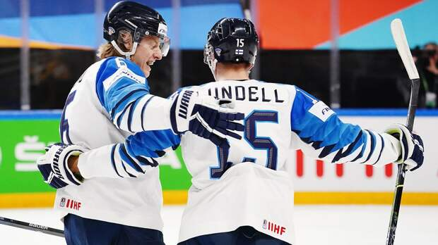 Сборная Финляндии обыграла Германию и вернулась на первое место в группе ЧМ