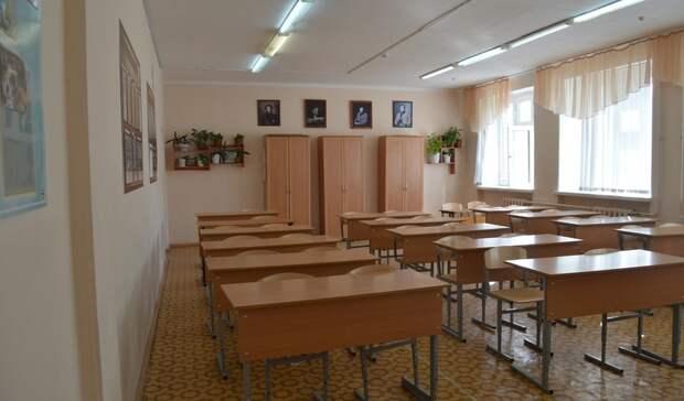 Вказанских школах доконца года усилят охрану