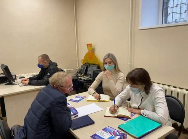 Социально незащищенные граждане получили консультации врамках проекта «Юрист— каждому жителю»