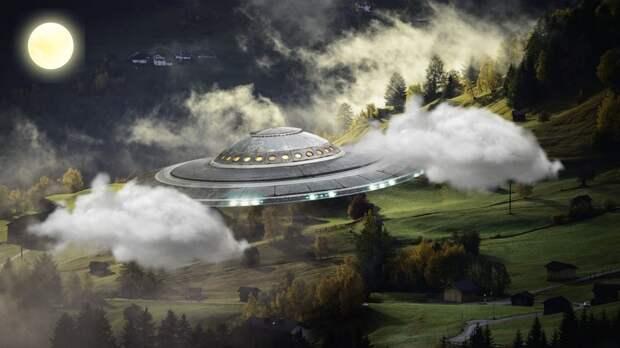 Контакт с инопланетянами может стать концом жизни на Земле