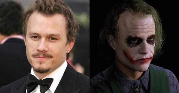 Невероятные перевоплощения актеров для заветной роли