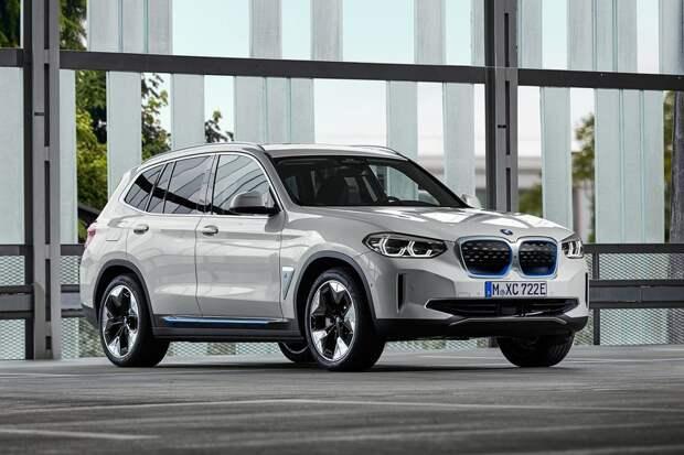 Кроссовер BMW X3 превратился в электрокар: без полного привода, сделано в Китае