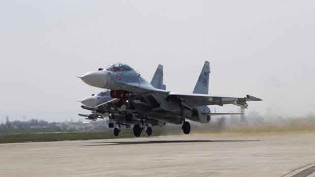Итальянский пилот оказался на грани нервного срыва после встречи сСУ-30СМ