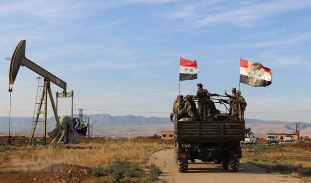 Иран: нефтяной контракт США скурдами вСирии неимеет юридической силы