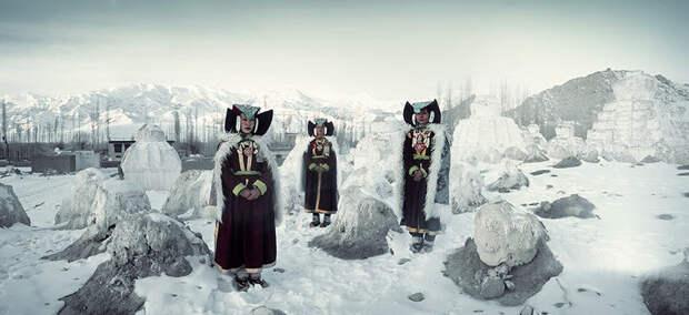 21 захватывающее фото изолированных племен со всего мира