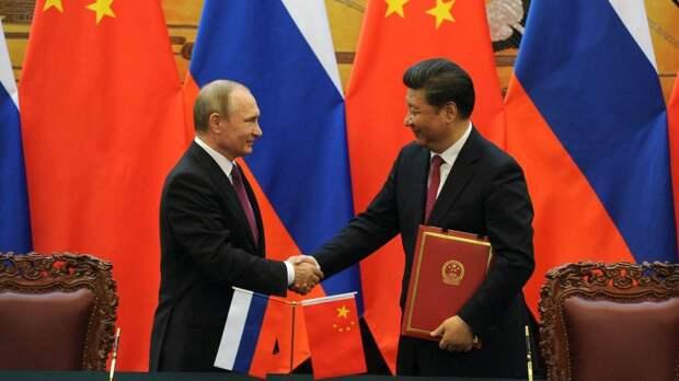 Bloomberg: Пекин в шаге от того, чтобы уничтожить промышленность США.  Россия может от этого только выиграть
