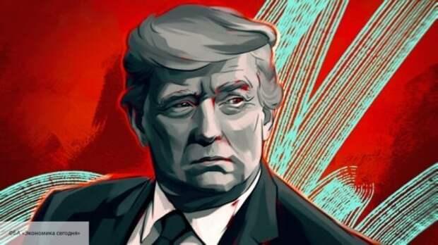 Трамп пообещал подавить восстание в США за несколько минут