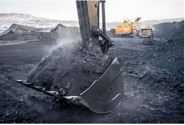 Названы сроки исчерпания запасов угля в России