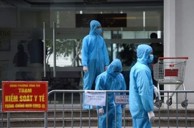 Новый штамм коронавируса выявлен во Вьетнаме