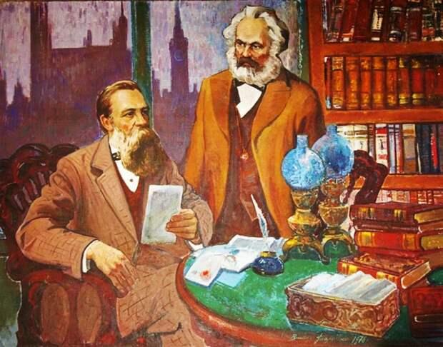 Картина Виктора Толочко.