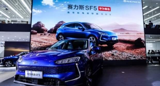 Автомобили Huawei с HarmonyOS станут полностью беспилотными к 2025 году
