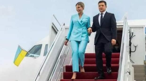 Новости стационара:«Целая толпа»- Зеленского в Вашингтоне встретили всего 8 человек (ФОТО)