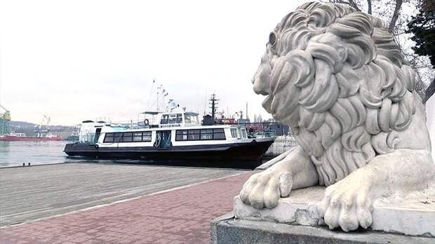 В Севастополе временно поменялся график работы пассажирских катеров