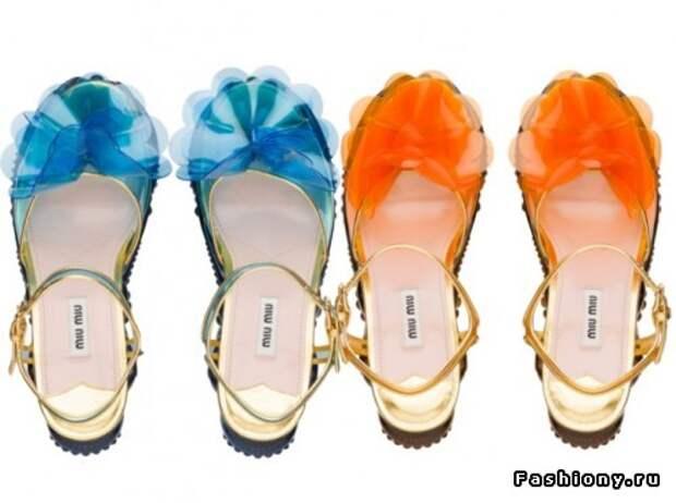 Обувь на весну-лето 2017 — обзор новинок