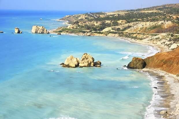 берег Афродиты