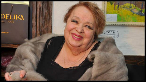 3 марта в возрасте 77 лет скончалась актриса театра и кино, заслуженная артистка России Наталья Крачковская.