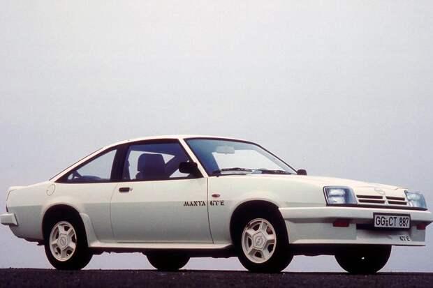 Opel Manta — 50 лет: история автомобиля, который стал культурным феноменом